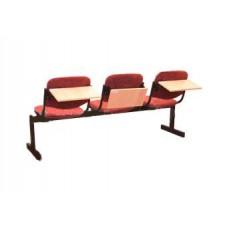 2-местный, не откидывающиеся сиденья