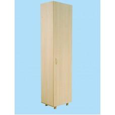 Шкаф для учебных пособий (одностворчатый)