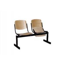 2-местный, откидывающиеся сиденья
