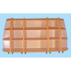 Комплект шкафов для игрушек и пособий«Солнышко-1»